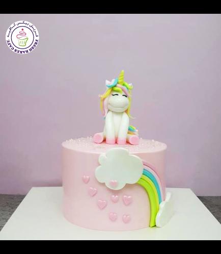 Cake - 3D Cake Topper - 1 Tier 032