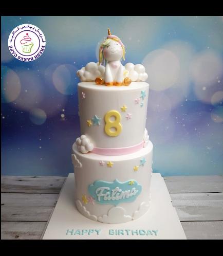 Cake - 3D Cake Topper - 2 Tier 003