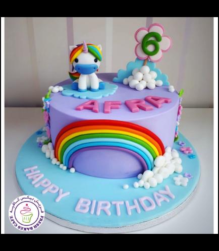 Cake - 3D Cake Topper - 1 Tier 004