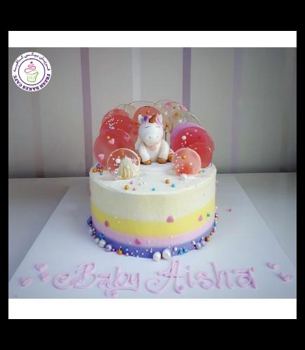 Cake - 3D Cake Topper - 1 Tier 011