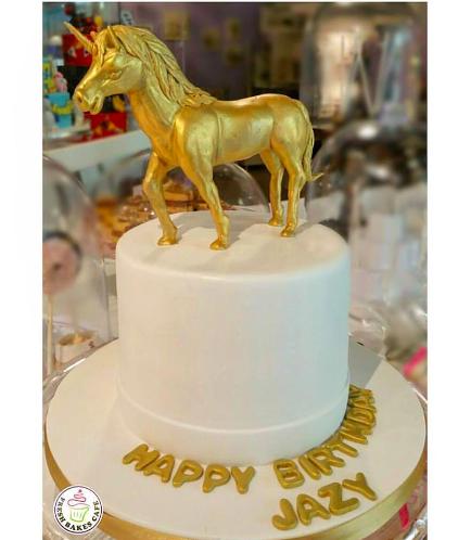 Cake - 3D Cake Topper  - 1 Tier 001