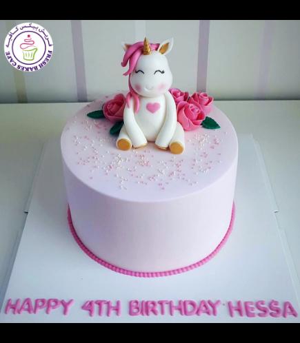 Cake - 3D Cake Topper - 1 Tier 008