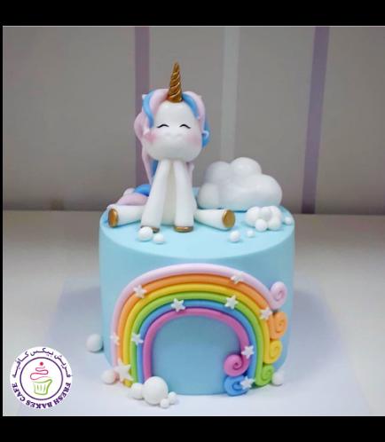 Cake - 3D Cake Topper - 1 Tier 012