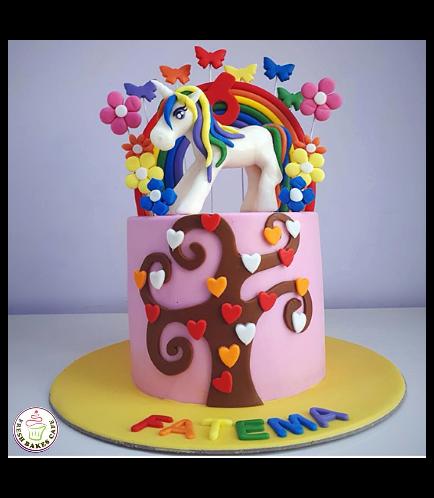 Cake - 3D Cake Topper - 1 Tier 010