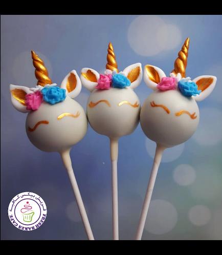 Cake Pops - Up - Flowers 01