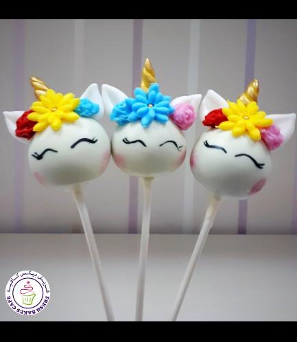 Cake Pops - Up - Flowers 04