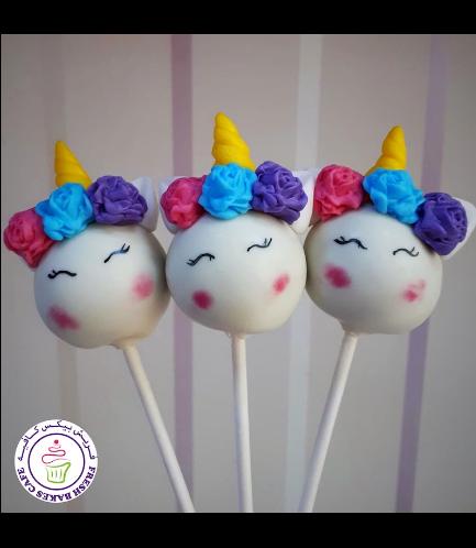 Cake Pops - Up - Flowers 05