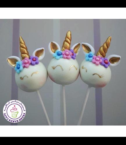 Cake Pops - Up - Flowers 06