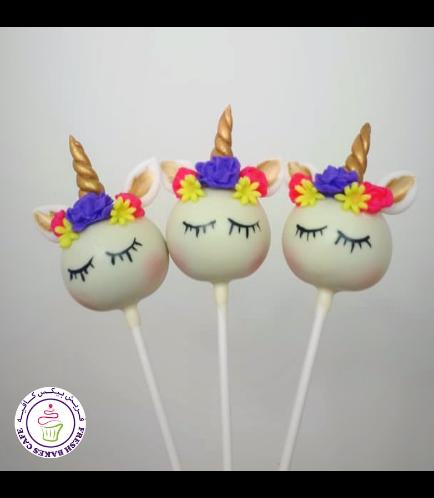 Cake Pops - Up - Flowers 10