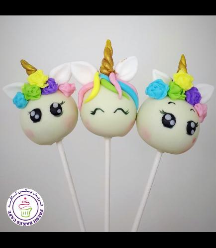 Cake Pops - Up - Flowers & Hair