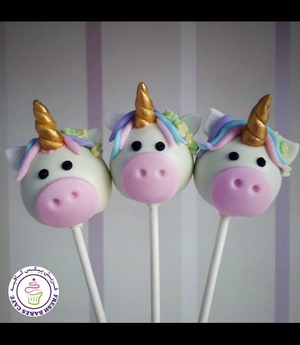 Cake Pops - Up - Hair & Flowers 01