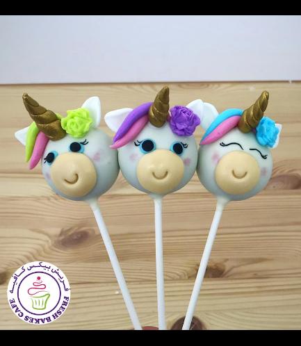 Cake Pops - Up - Hair & Flowers 02