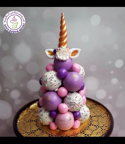 Cake Pops Tower