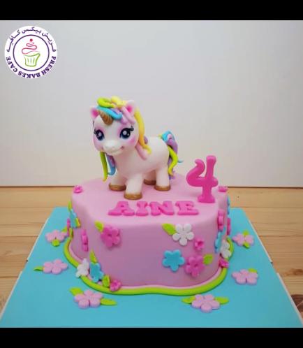 Cake - 3D Cake Topper - 1 Tier 013
