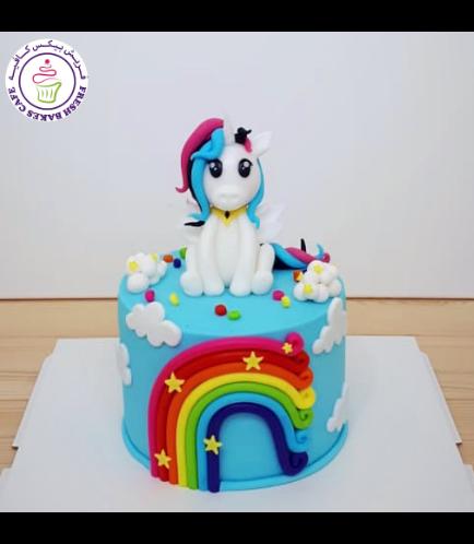 Cake - 3D Cake Topper - 1 Tier 014