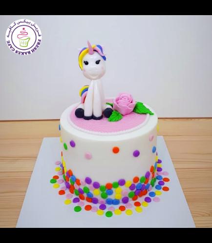 Cake - 3D Cake Topper - 1 Tier 015