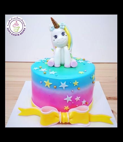 Cake - 3D Cake Topper - 1 Tier 016