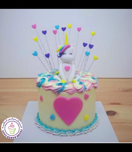 Cake - 3D Cake Topper - 1 Tier 020