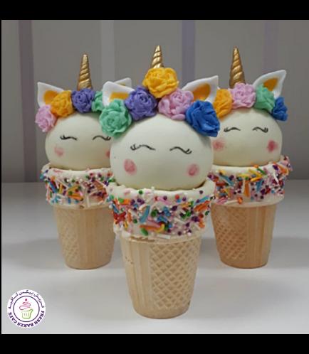 Cone Cake Pops 13a