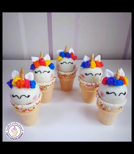 Cone Cake Pops 15