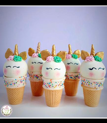 Cone Cake Pops 04