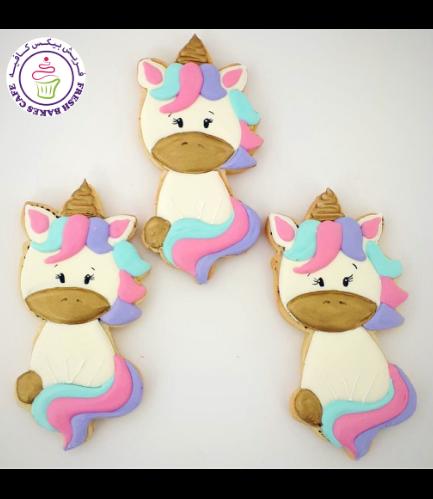 Cookies - Unicorn Body - Front 06