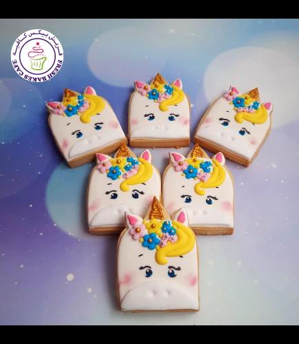 Cookies - Unicorn Face 04