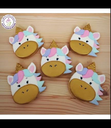 Cookies - Unicorn Face 12