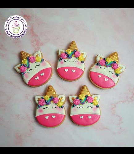 Cookies - Unicorn Face 13