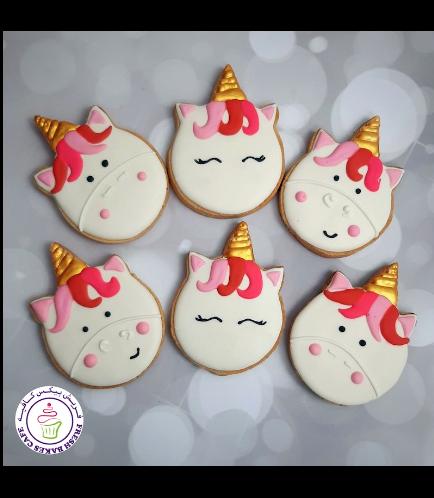Cookies - Unicorn Face 14