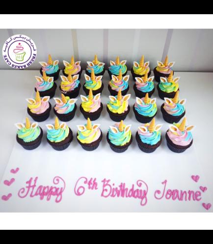 Cupcakes - Cream 06c