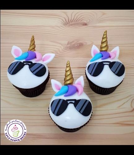 Cupcakes - Fondant - Boy 02