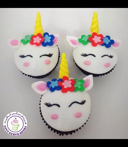 Cupcakes - Fondant - Flowers 15