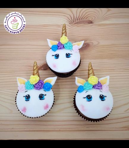 Cupcakes - Fondant - Flowers 18