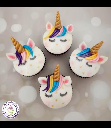 Cupcakes - Fondant - Hair 01