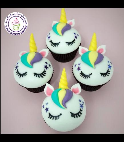 Cupcakes - Fondant - Hair 10