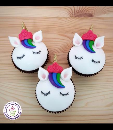 Cupcakes - Fondant - Hair & Crown