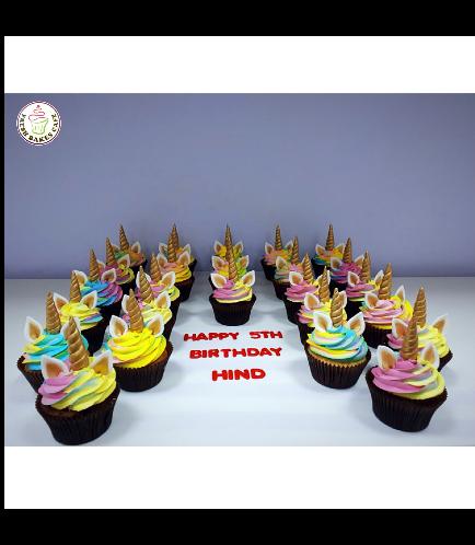 Cupcakes - Cream 06b