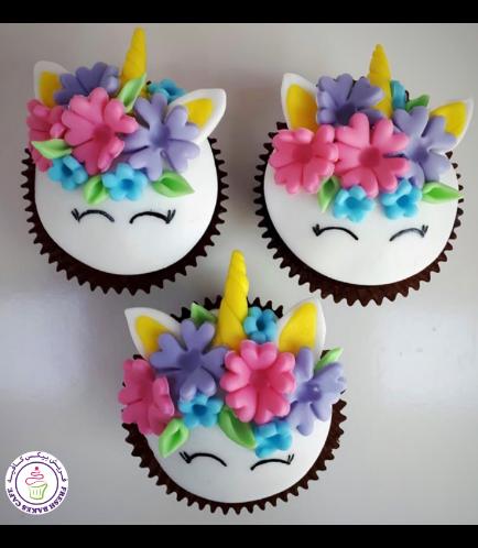 Cupcakes - Fondant 07