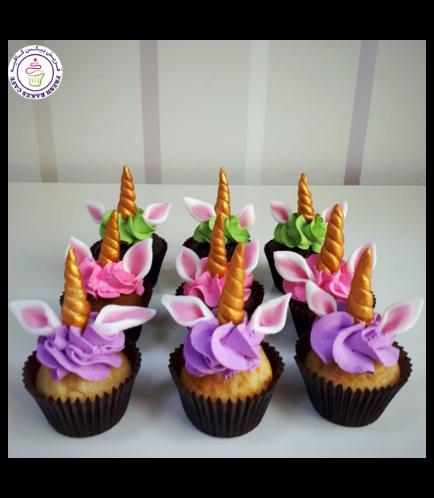 Cupcakes - Cream 10a