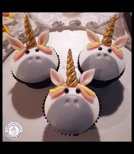 Cupcakes - Fondant 12