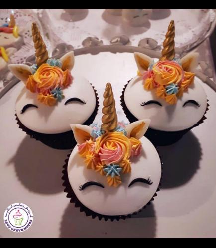 Cupcakes - Fondant 13