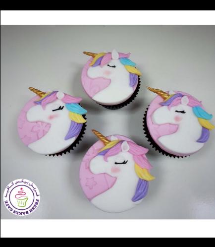 Cupcakes - Fondant 15