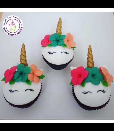 Cupcakes - Fondant 19