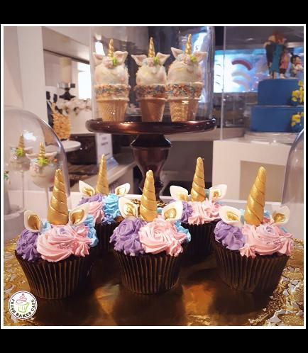 Cupcakes - Cream 02