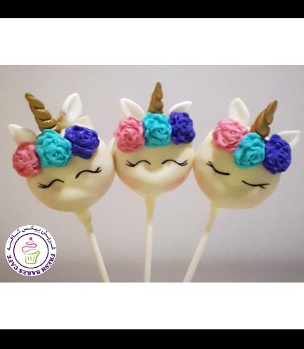 Donut Pops - Flowers 08