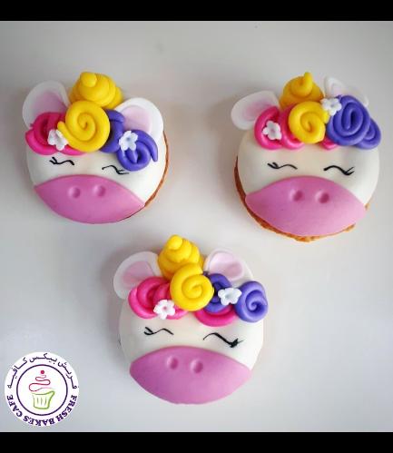 Unicorn Themed Donuts - Hair 07
