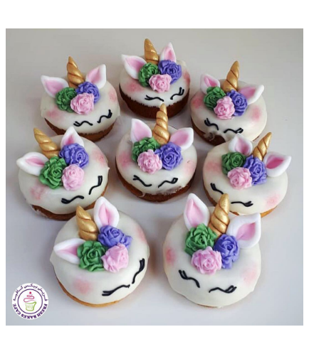 Unicorn Themed Donuts 07a