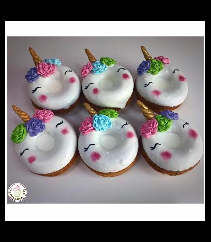 Unicorn Themed Donuts 2