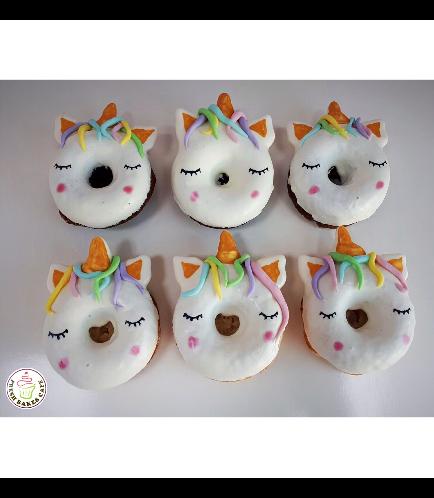Unicorn Themed Donuts 4